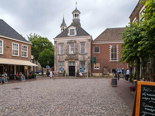 Historic Center, Ootmarsum