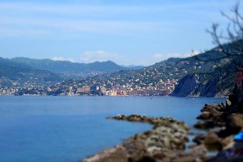 Stunning Camogli and the Sea