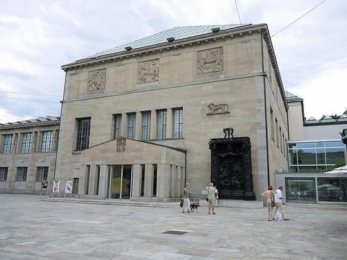 Kunsthaus in Zurich