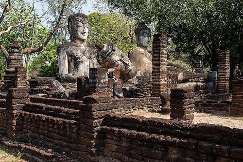 Kamphaeng Phet Historical Park6