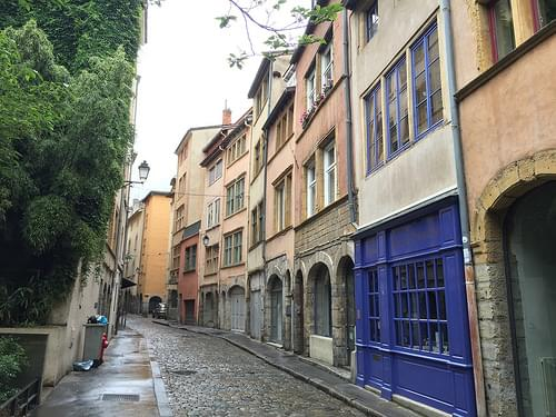 Old town of Lyon