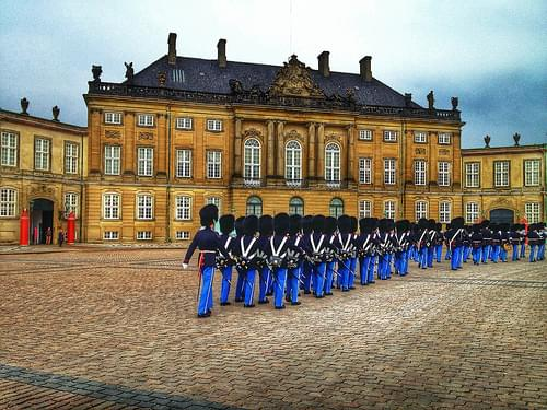 Changing of the guard - iPhone