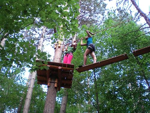 Ropes Course 7