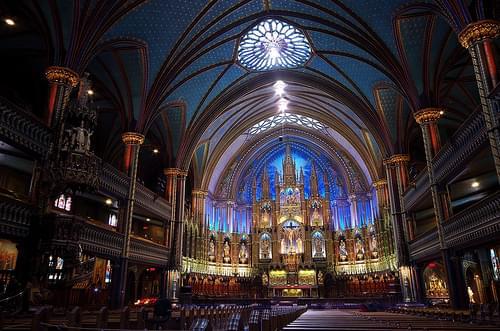 Blue Basilica