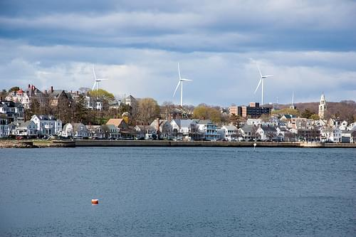 Wind Turbines in Gloucester