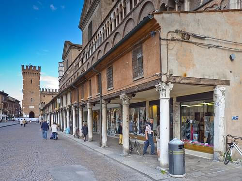 Historic Center, Ferrara