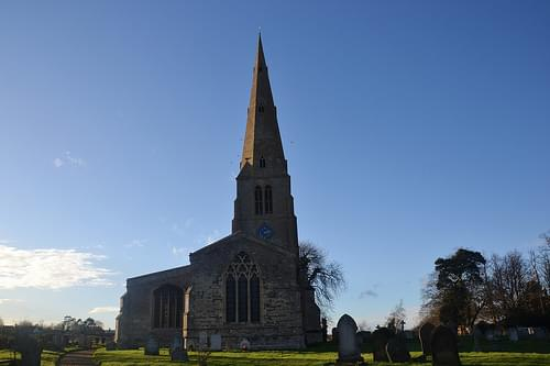 Spaldwick, St. James the Great.