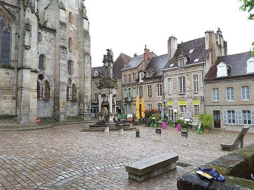 Historic Center, Autun