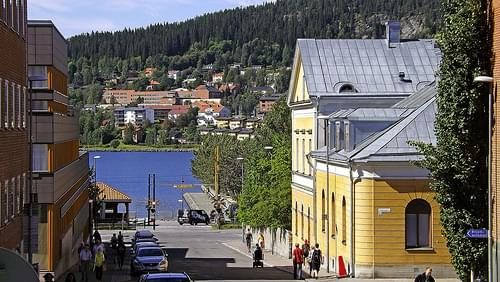 Historic Center, Ostersund