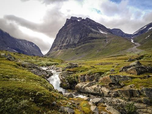 Kebnekaise Mountain