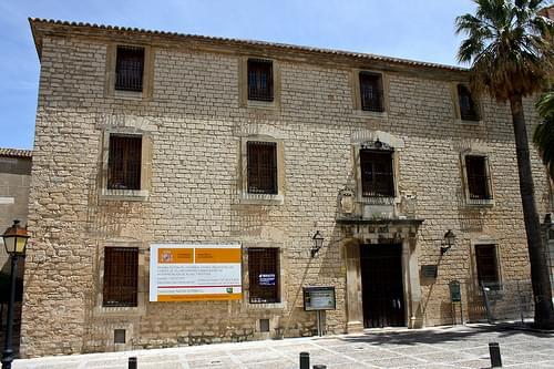 Villardompardo Palace / Palacio de Villardompardo, Jaén