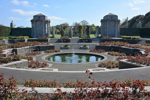 Irish National War Memorial Gardens, Dublin