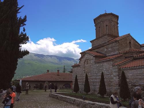 Macedonia (Struga) St.Naum Monastery