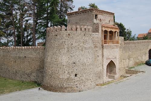 Telavi - Fortress