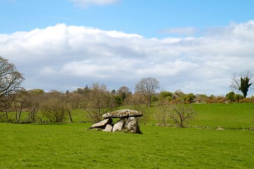 Haroldstown dolmen