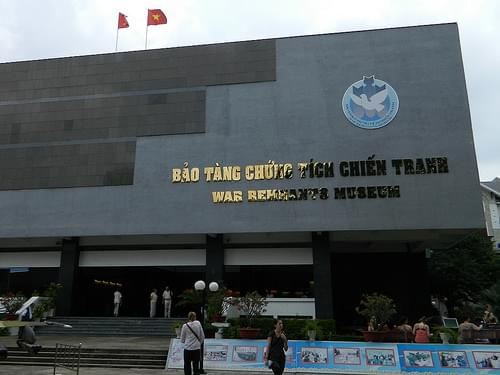 Ho Chi Minh City, War Remnants Museum