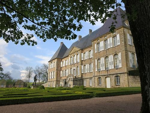 Chateau de Drée