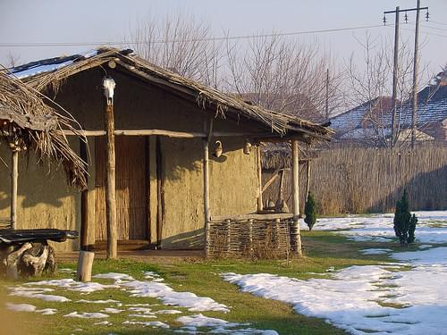 Neolith Hut