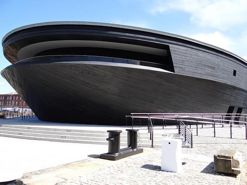 Portsmouth Historic Dockyard - Mary Rose Museum