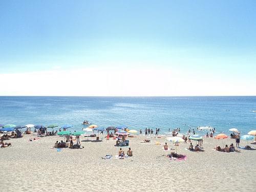 Catanzaro Lido Beach
