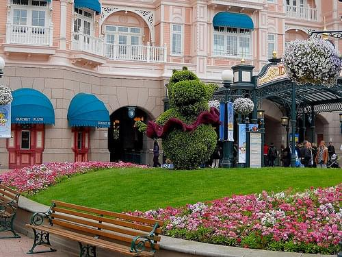 Paris, Disneyland Paris