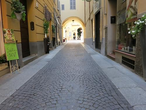 Old Town, Parma