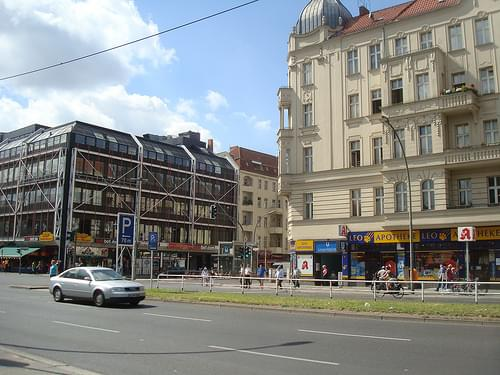 Historic Center, Berlin