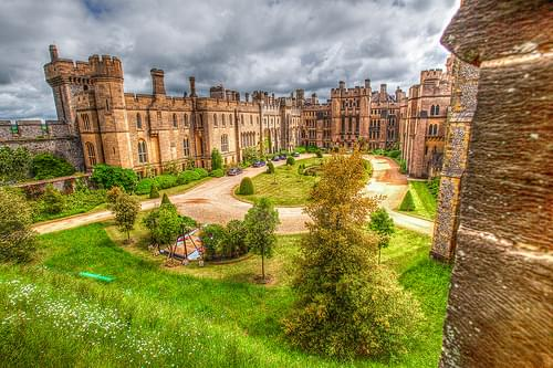 Arundel Castle and Gardens