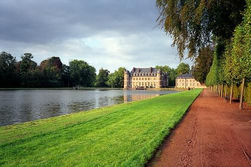 Chateau and Park, Beloeil