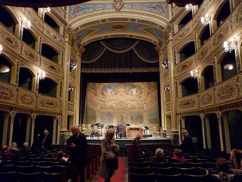 Valletta - Manoel Theatre