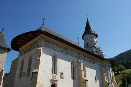 Mănăstirea Bistrița (județul Neamț)