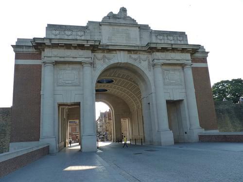 Ypres - Menin Gate