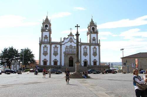 Historic Center, Viseu