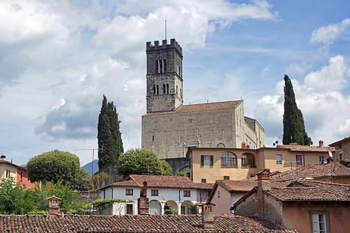Barga Cathedral