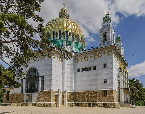 Steinhof Church, Vienna