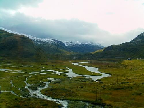 Hardangervidda National Park (NOR)