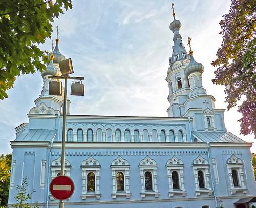 St. Boris and Gleb Cathedral, Daugavpils
