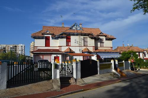 Casa inglesa, Barrio de la Victoria, Huelva