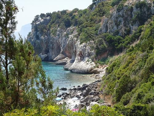 Hiking, Cala Gonone
