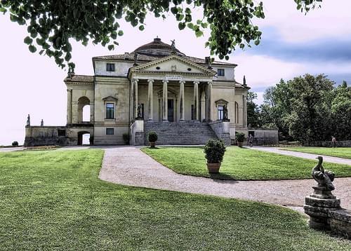 Villa Almerico Capra - La Rotonda