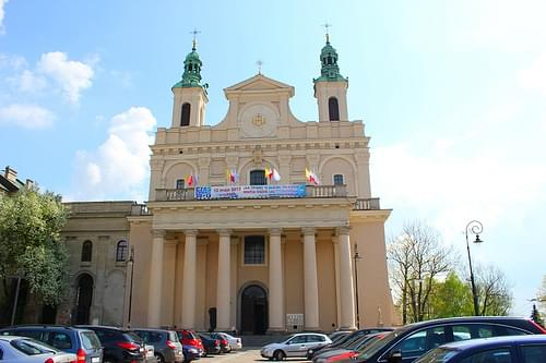 Cathedral of St. John the Baptist, Lublin