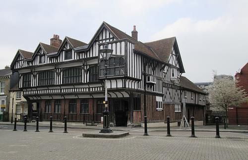 Tudor House and Garden, Southampton 1
