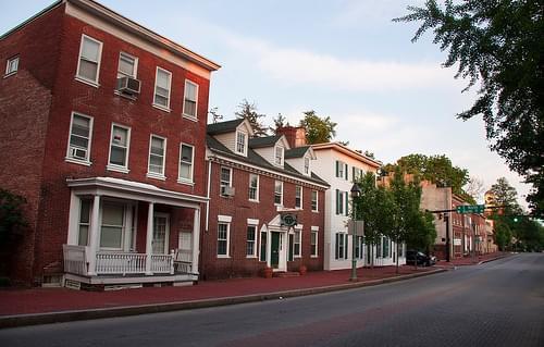 Street in Dover
