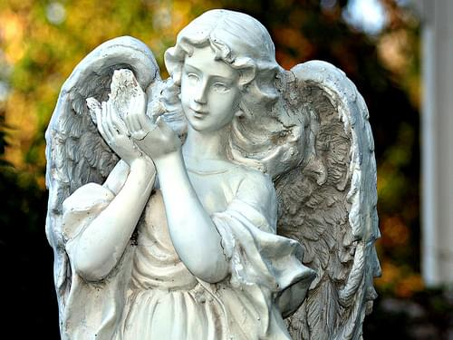 Why the big deal with angels?