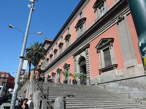 National Museum of Archaeology, Naples