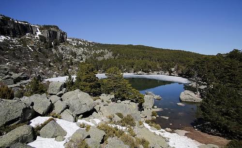 Parque natural de la Laguna Negra y los circos glaciares de Urbión