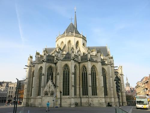 St. Peter's Church, Leuven