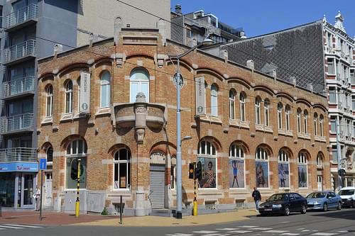 Postgebouw, Middelkerke
