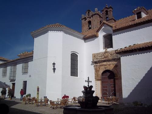 Church of Our Lady of Sorrows, Priego de Cordoba