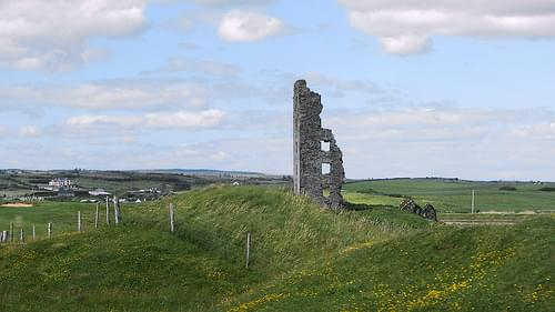 Dough Castle, Lahinch (506408)